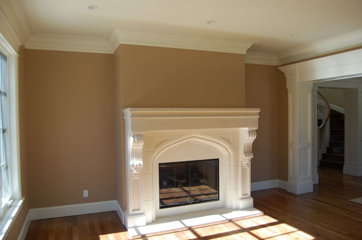 Custom Home Interior Painting