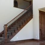 Back Country Interior Staircase