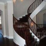 patina railing