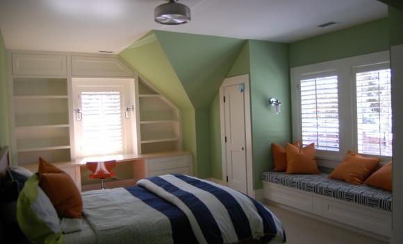 Custom Colors Interior