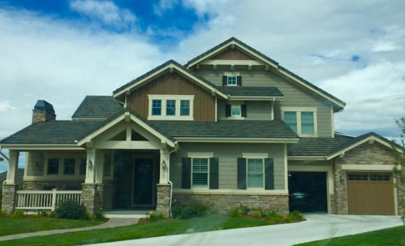 highlands ranch exterior house painting