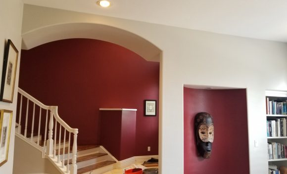 Adding Accent Color With Interior Painting