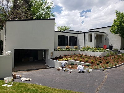 Custom Home Painting in Denver, CO