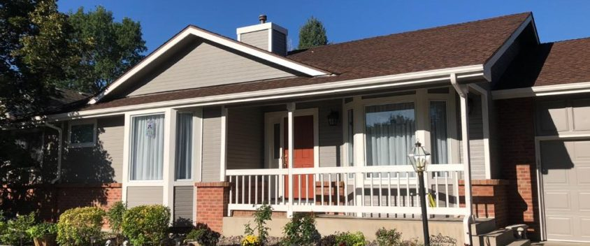 Lakewood exterior house painting